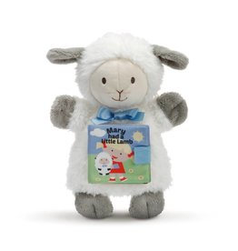 Mary Had a Little Lamb Puppet Book