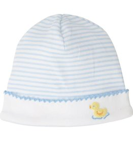 Mud Pie French Knot Duck Cap