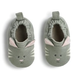 Kitty Booties, 6-12 Months