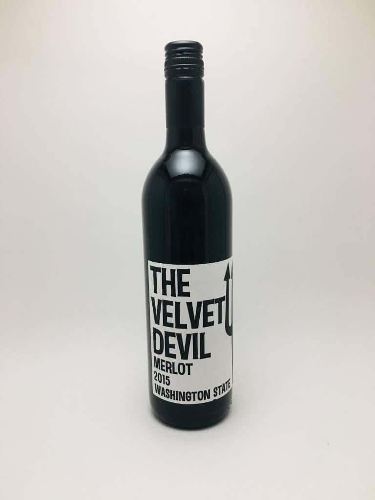 The Velvet Devil Merlot