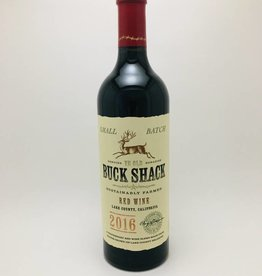 Buck Shack Lake County Red 2016