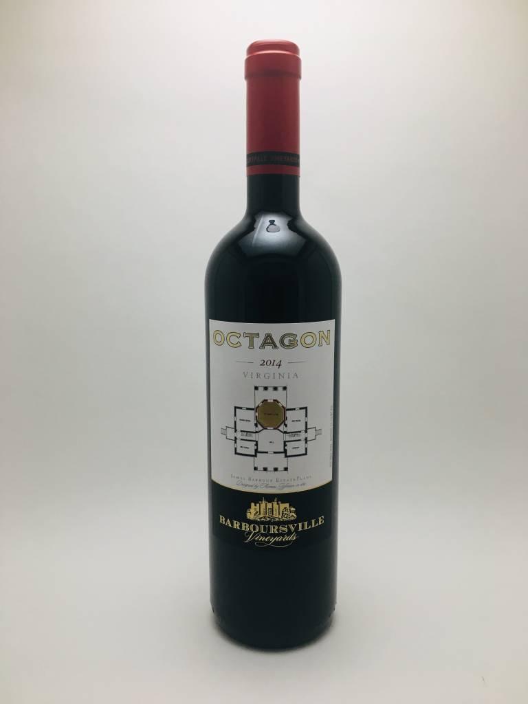 Barboursville Vineyards Octagon Red Blend 2014