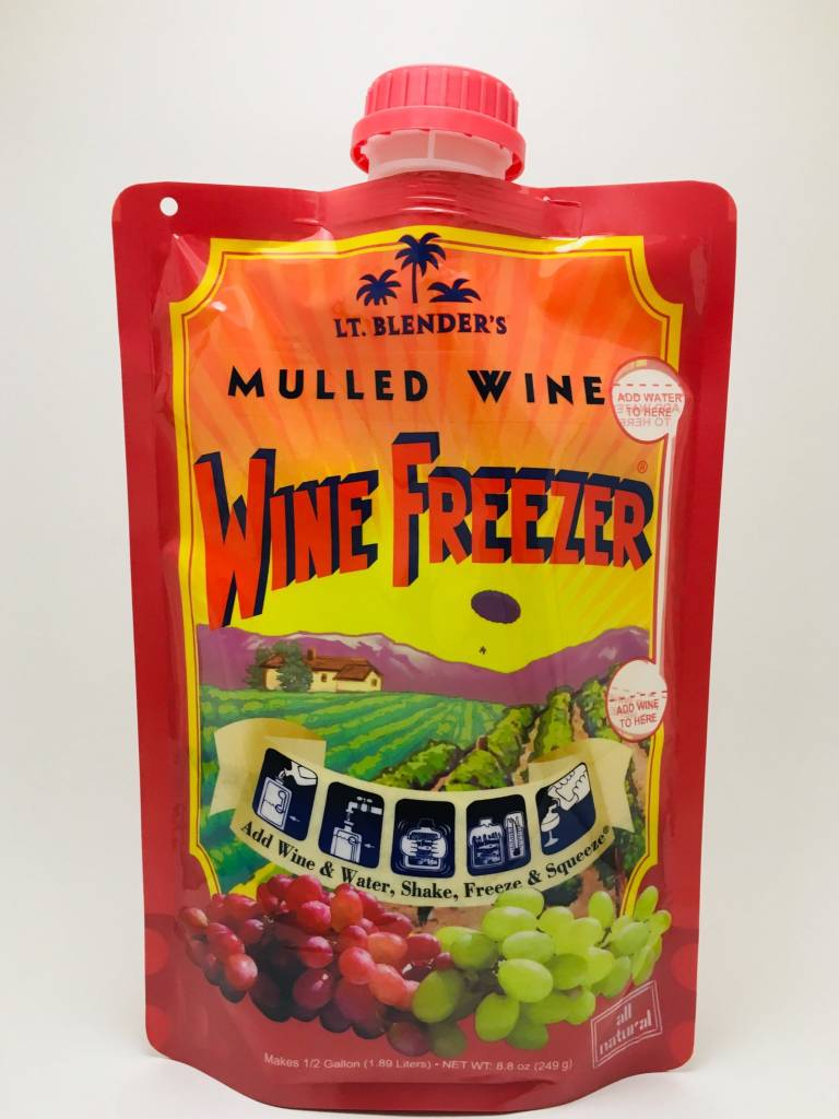 Lt Blender Mulled Wine Freezer/Hot Drink