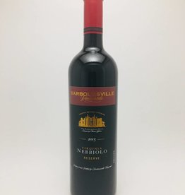 Barboursville Vineyards Nebbiolo Reserve Virginia 2016