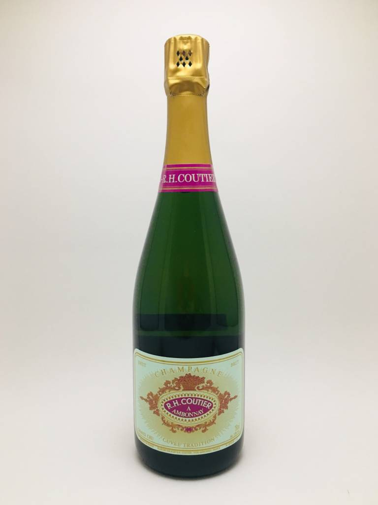 R.H. Coutier Champagne Brut Grand Cru Tradition NV