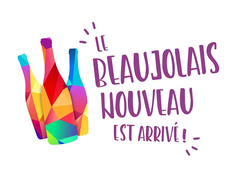 November 15th is Beaujolais Nouveau day