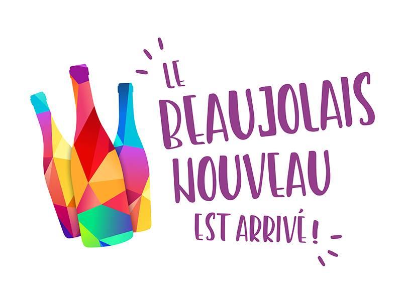November 15th is Beaujolais Nouveau day