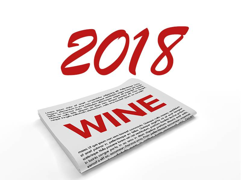 All the 2018 Wine News That's Fit to Print