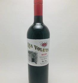 Les Volets Haute Vallée de l'Aude Malbec Languedoc France 2018