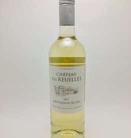 Château Les Reuilles Bordeaux Blanc Bordeaux France 2018