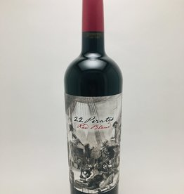 Clos LaChance 22 Pirates Red Blend 2016