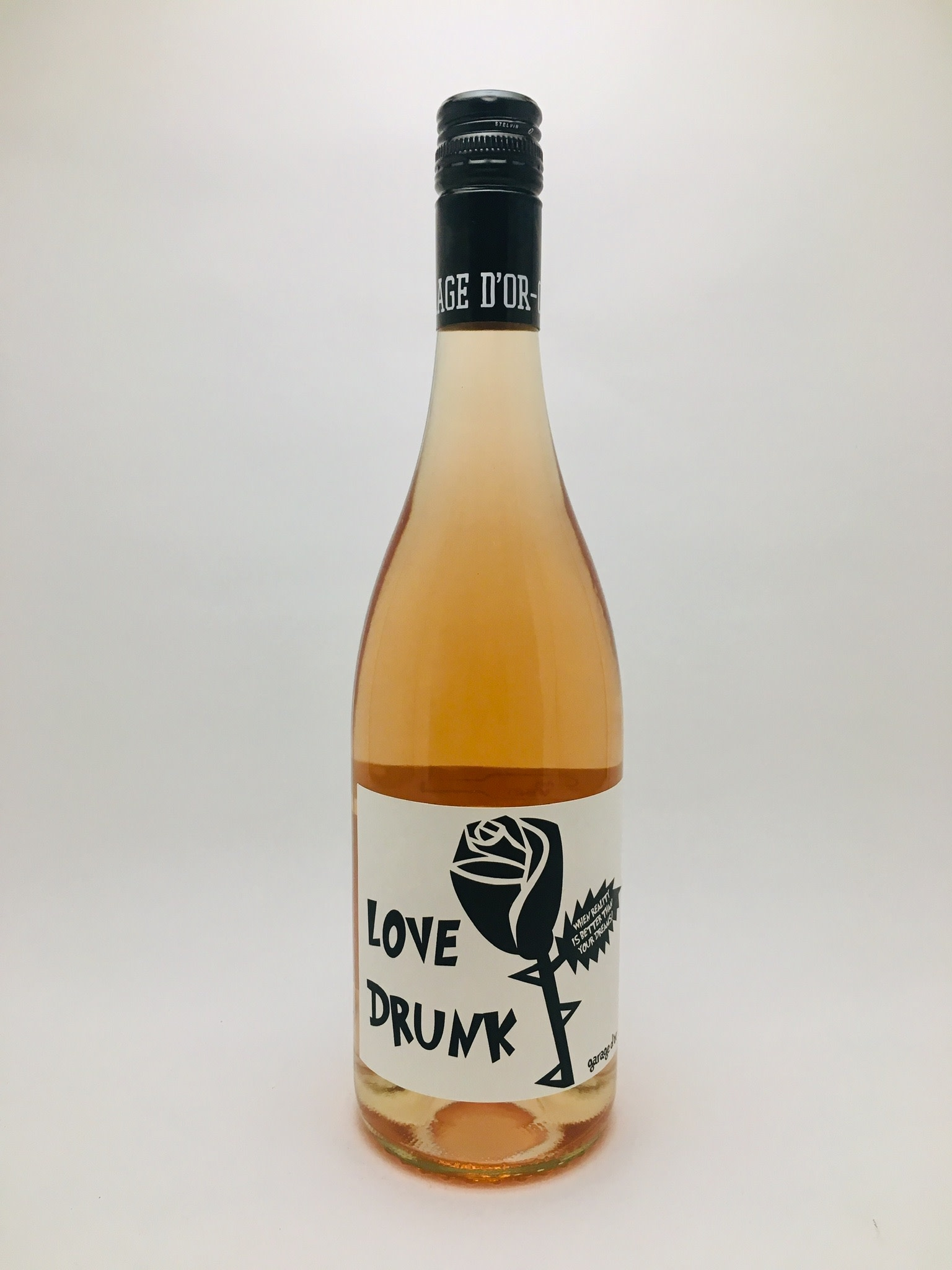 Mouton Noir Love Drunk Rose 2017