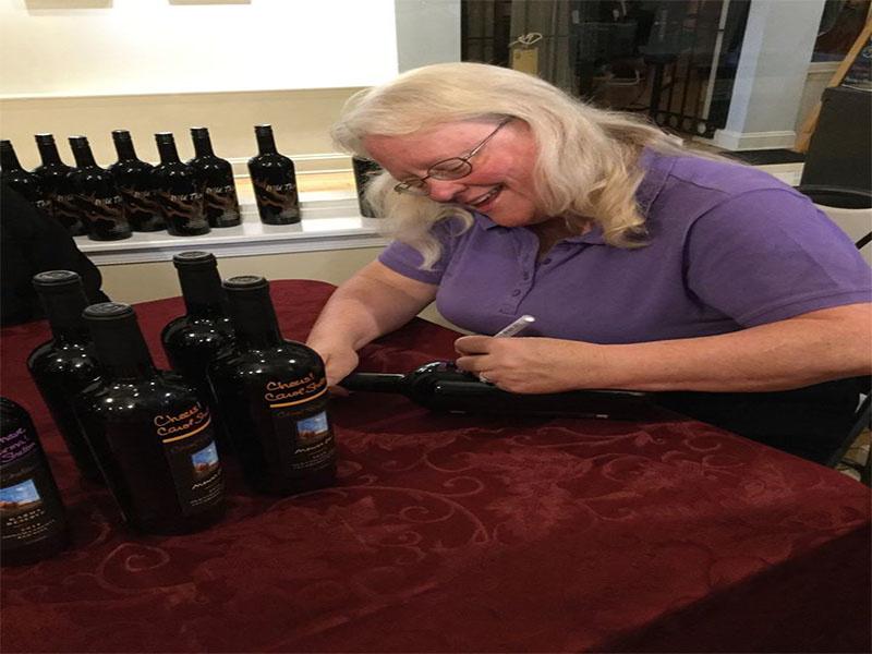 "One of Wine's ""Pioneer Women"" – Carol Shelton"