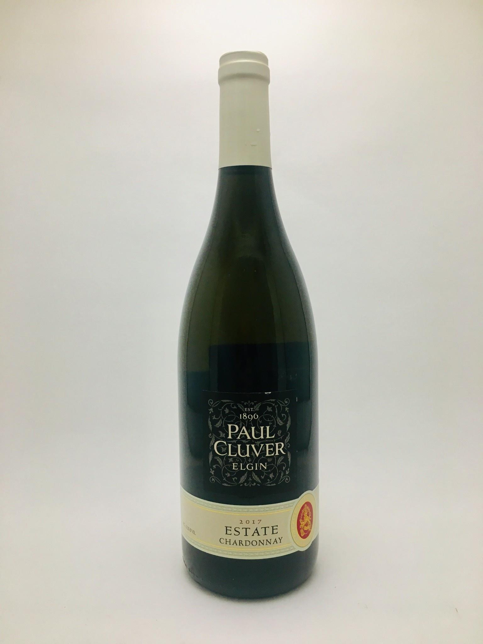 Paul Cluver Wines, Estate Chardonnay Elgin (2017)