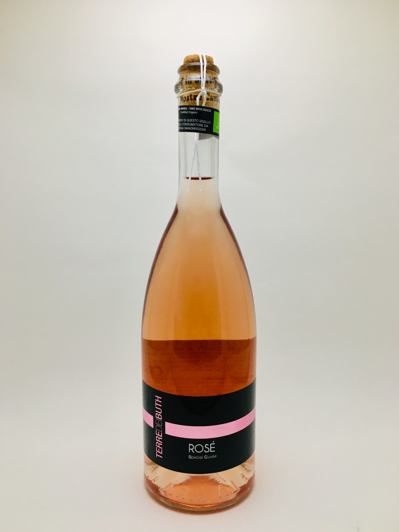 Terre dei Buth, Frizzante Rosé Special Cuvée (NV)