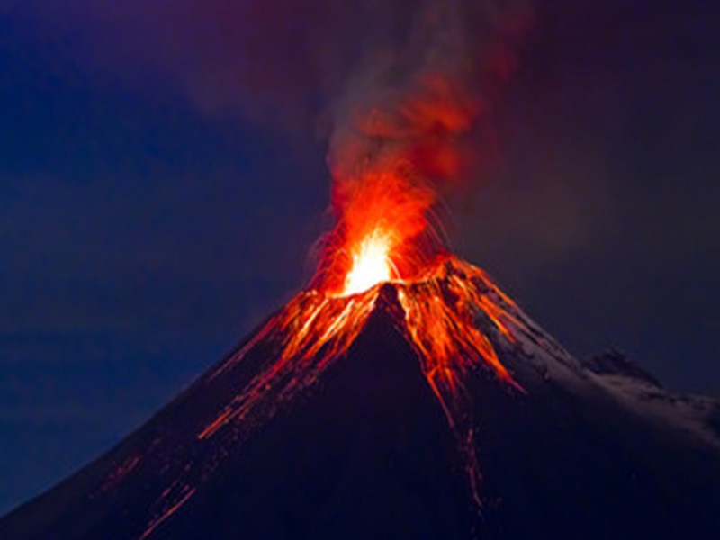 """Explosive"" Volcanic Wines"