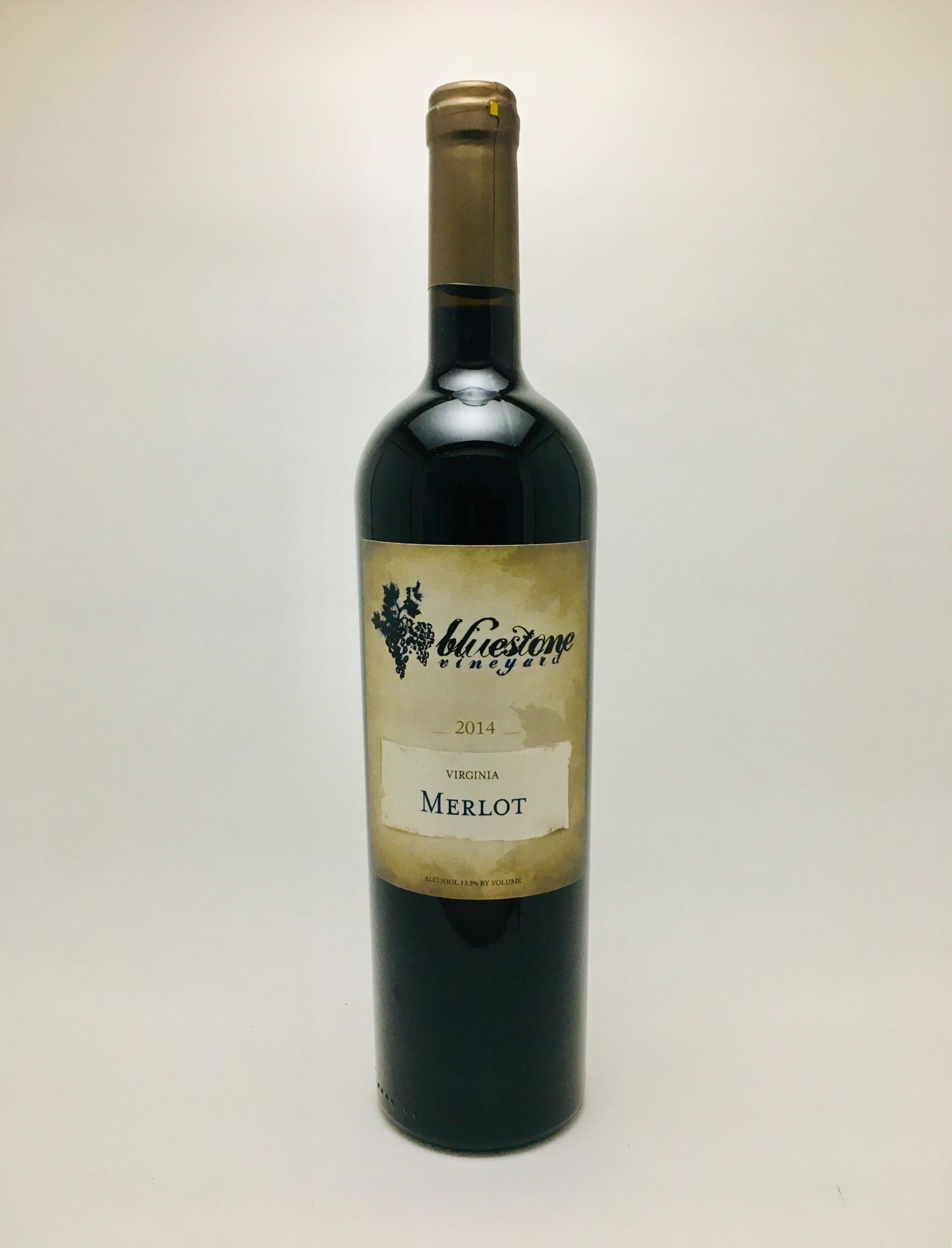Bluestone Vineyard Merlot 2014