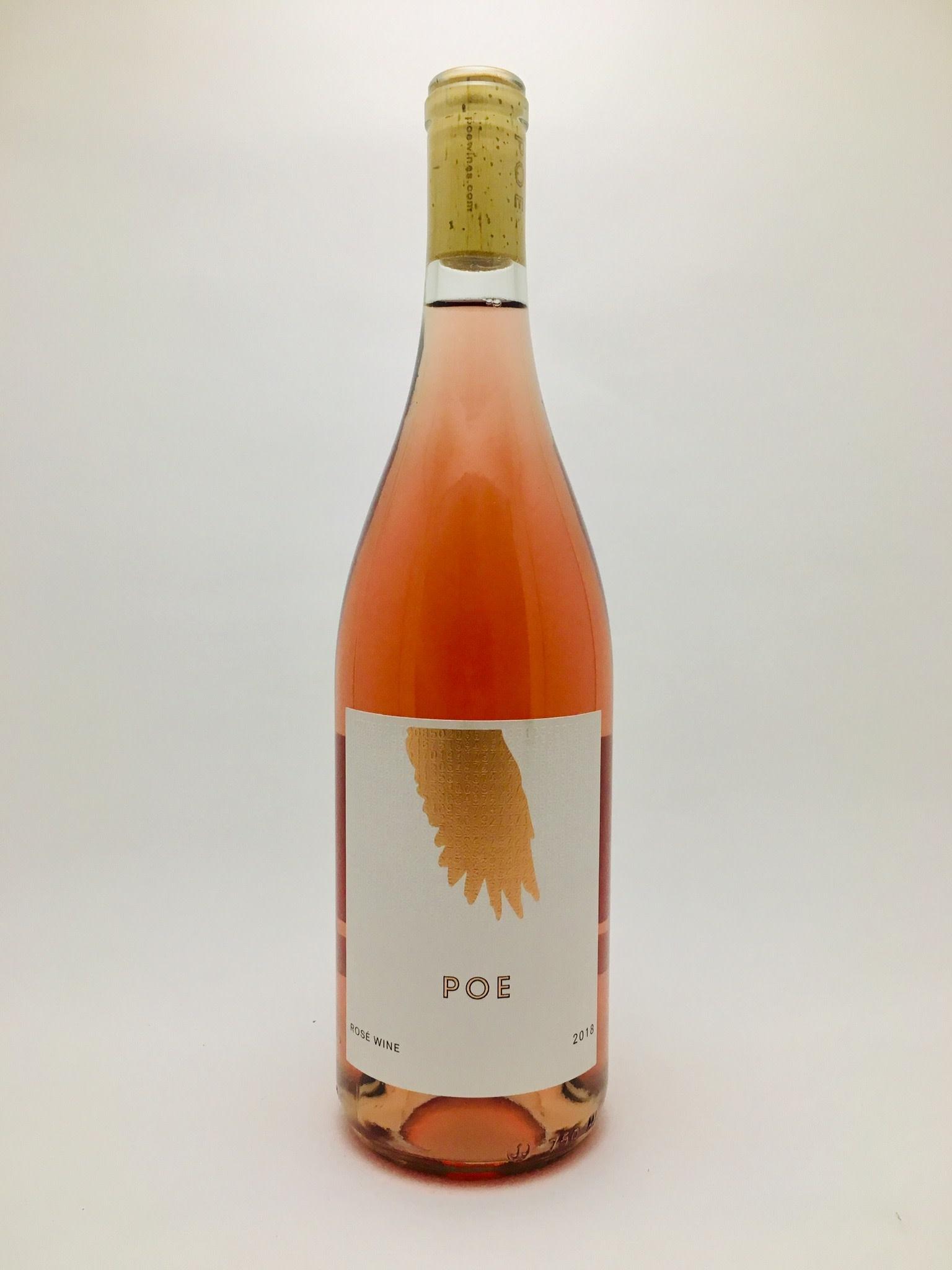 Poe Rosé 2018
