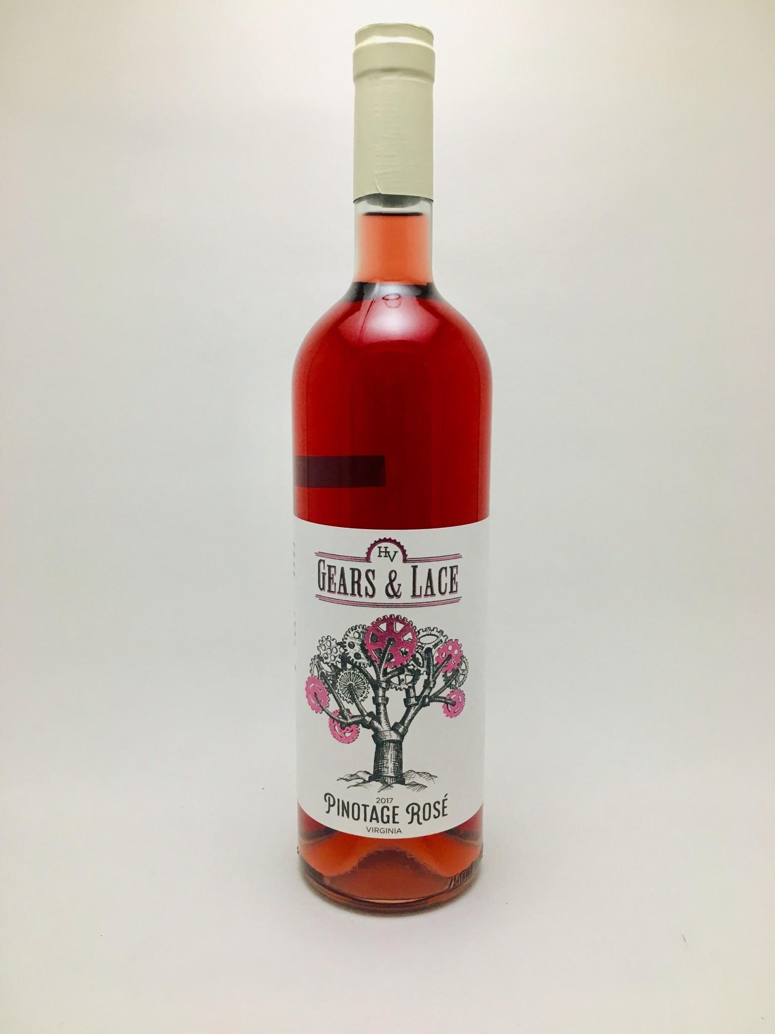 Horton Vineyard Pinotage Rosé 2017
