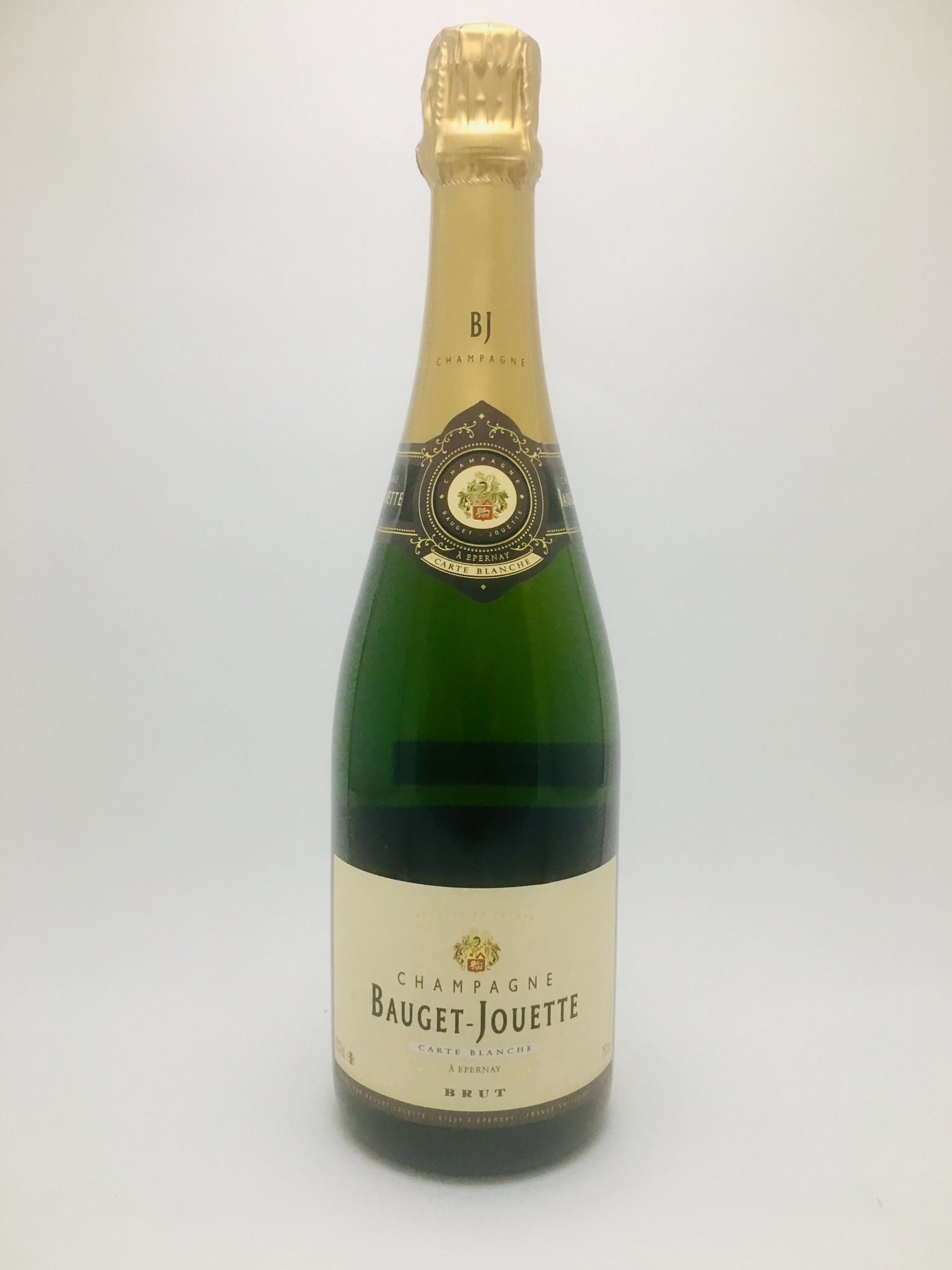 Bauget Jouette Carte Blanche Champagne