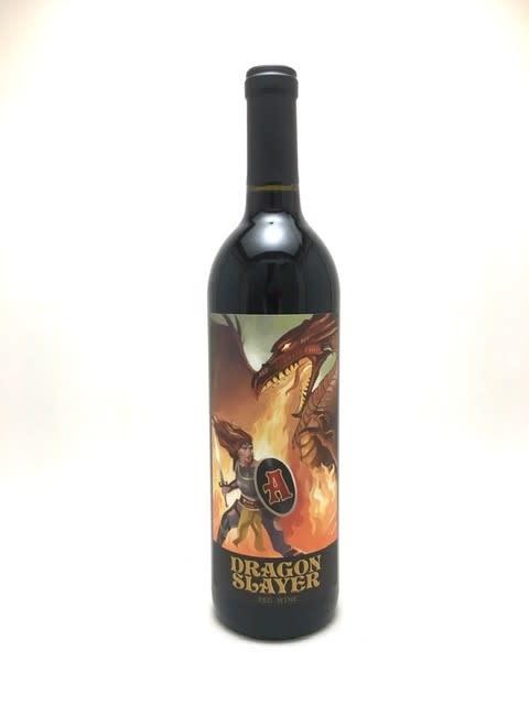 Alfaro Family Vineyards Central Coast Dragon Slayer 2017