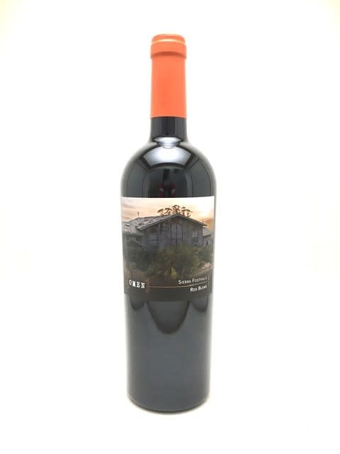 Omen Red Blend Sierra Foothills 2017