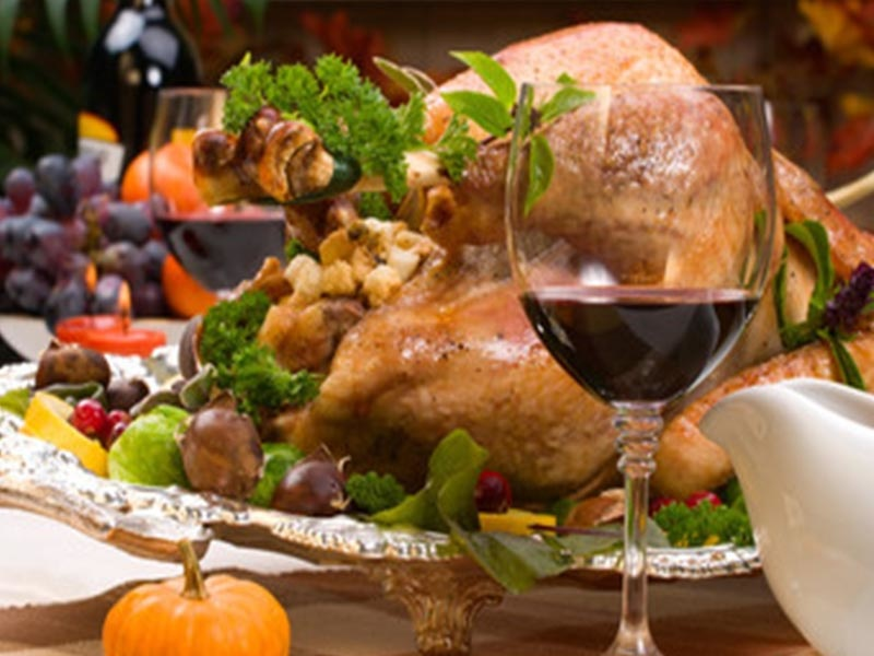 An Italian Wine Spin on Thanksgiving!