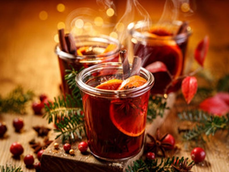 No Need to Mull Over Mulled Wine