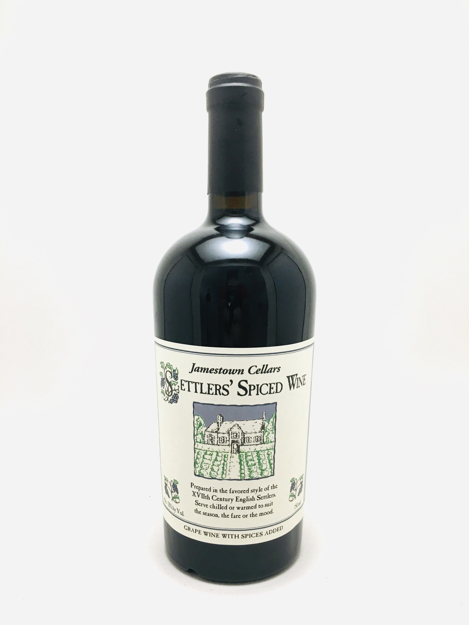 The Williamsburg Winery, Jamestown Cellars Settlers' Spiced Wine