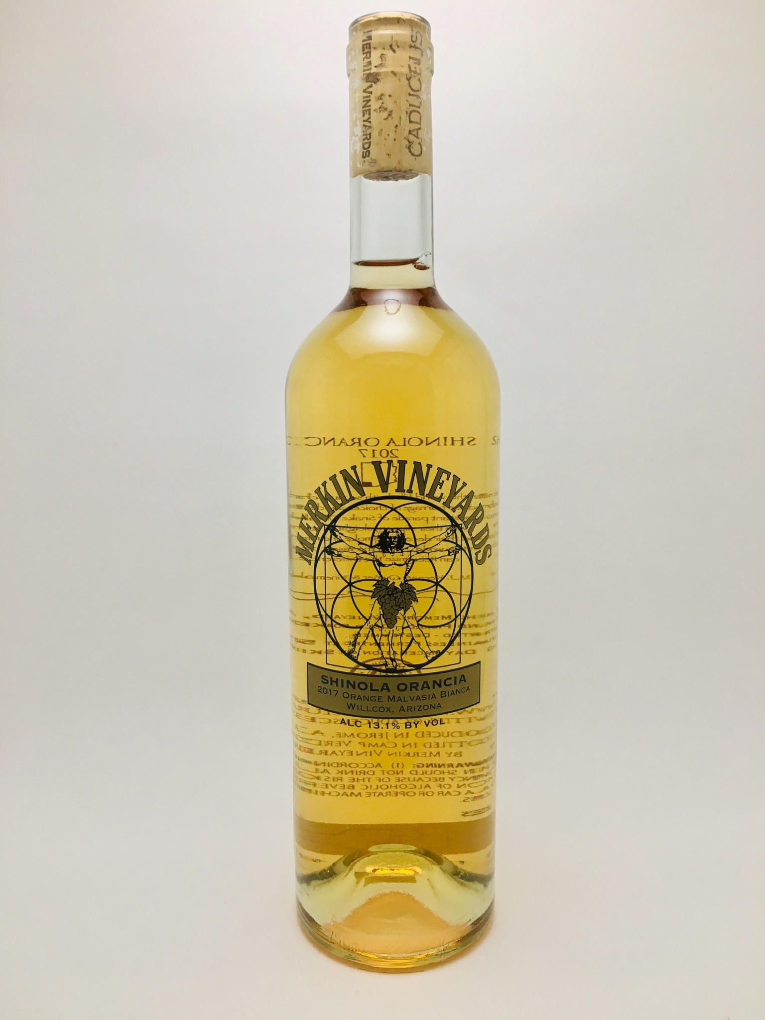 Merkin Vineyards, Malvasia Shinola Orancia 2018