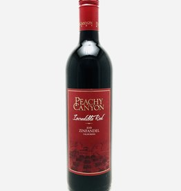 Peachy Canyon Incredible Red 2015