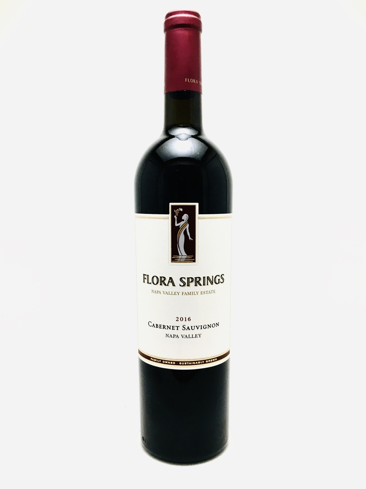 Flora Springs Cabernet Sauvignon Napa Valley California 2017
