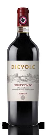 Dievole Novecento Chianti Classico Riserva Italy 2016