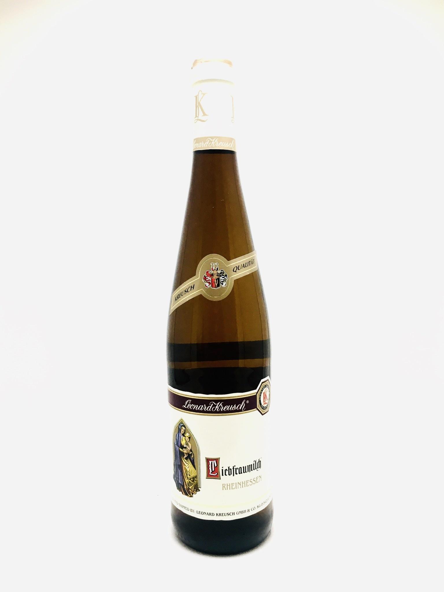 Leonard Kreusch Liebfraumilch Rheinhessen Germany