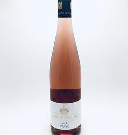 Wirsching Rosé Trocken Franconia Germany 2018