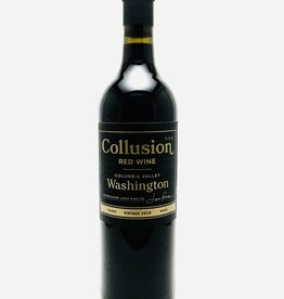 Grounded Wine Co, Collusion Columbia Valley 2016