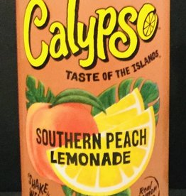 Calypso Southern Peach Lemonade 20 FL OZ