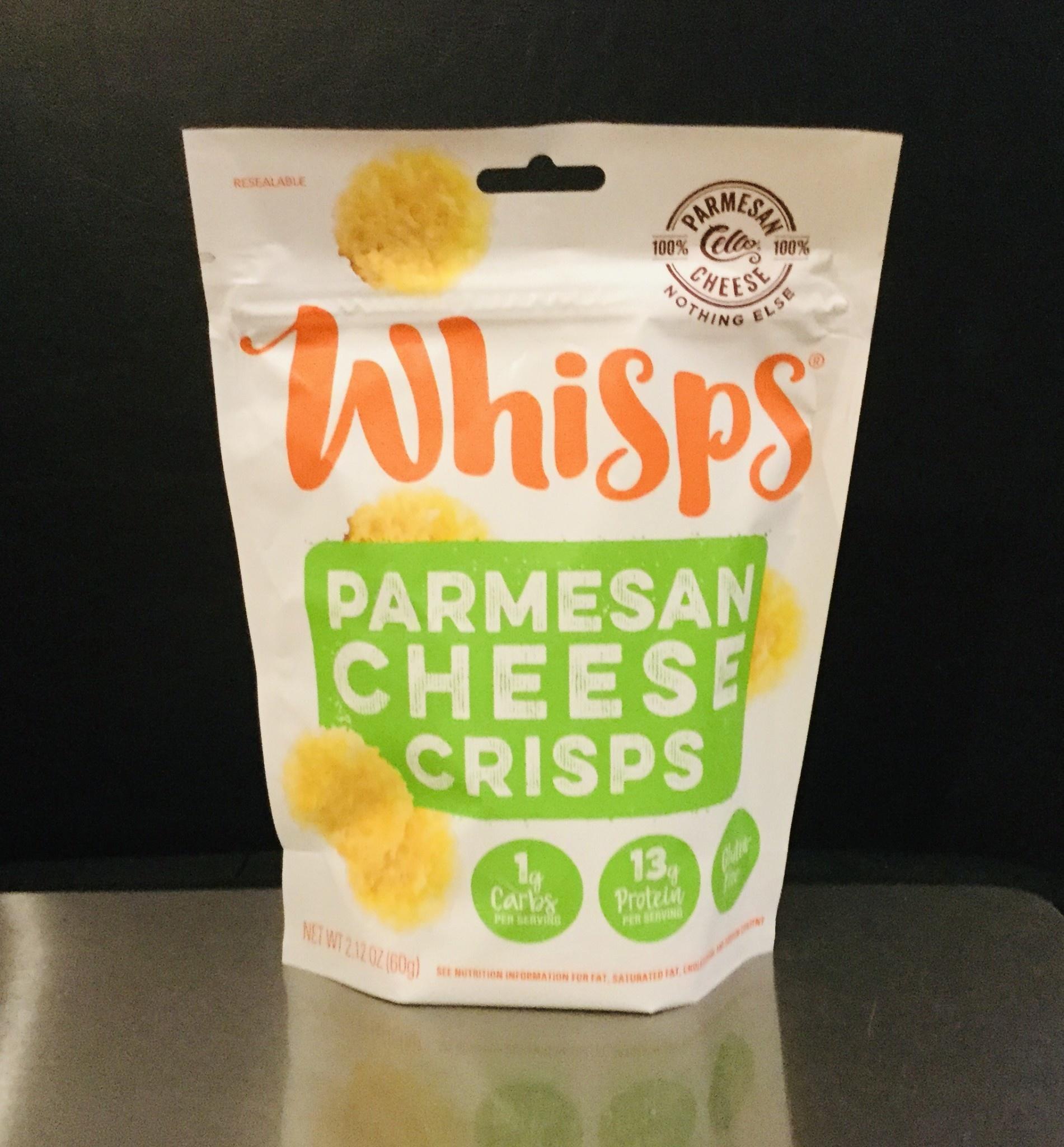 Whisps Parmesan Cheese Crisps 2.12 oz