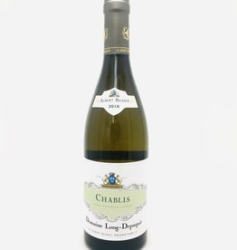 Albert Bichot Domaine Long-Depaquit Chablis France 2018