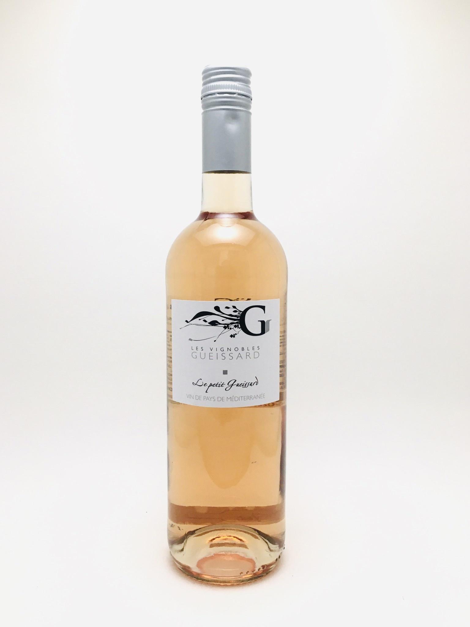 Les Vignobles Gueissard Méditerranée Le Petit Gueissard Rosé Provence France 2019