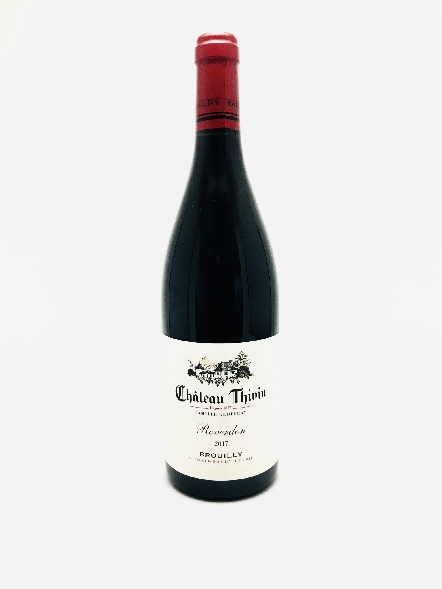 Chateau Thivin ''Reverdon'' Brouilly France 2017