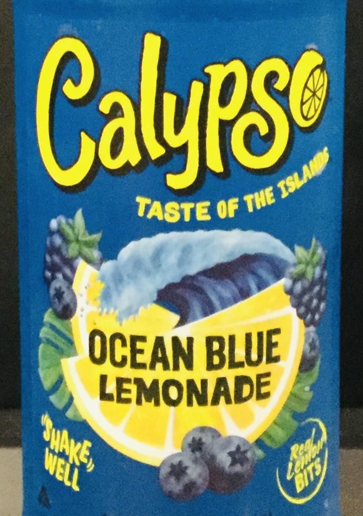 Calypso Ocean Blue Lemonade 20 FL OZ