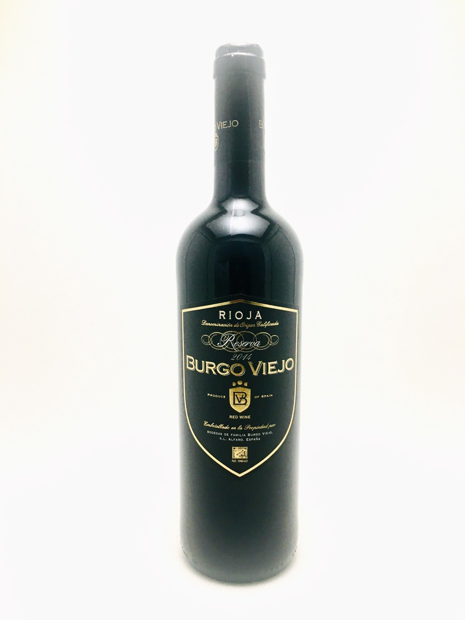 Burgo Viejo Reserva Rioja DOCa Spain 2014