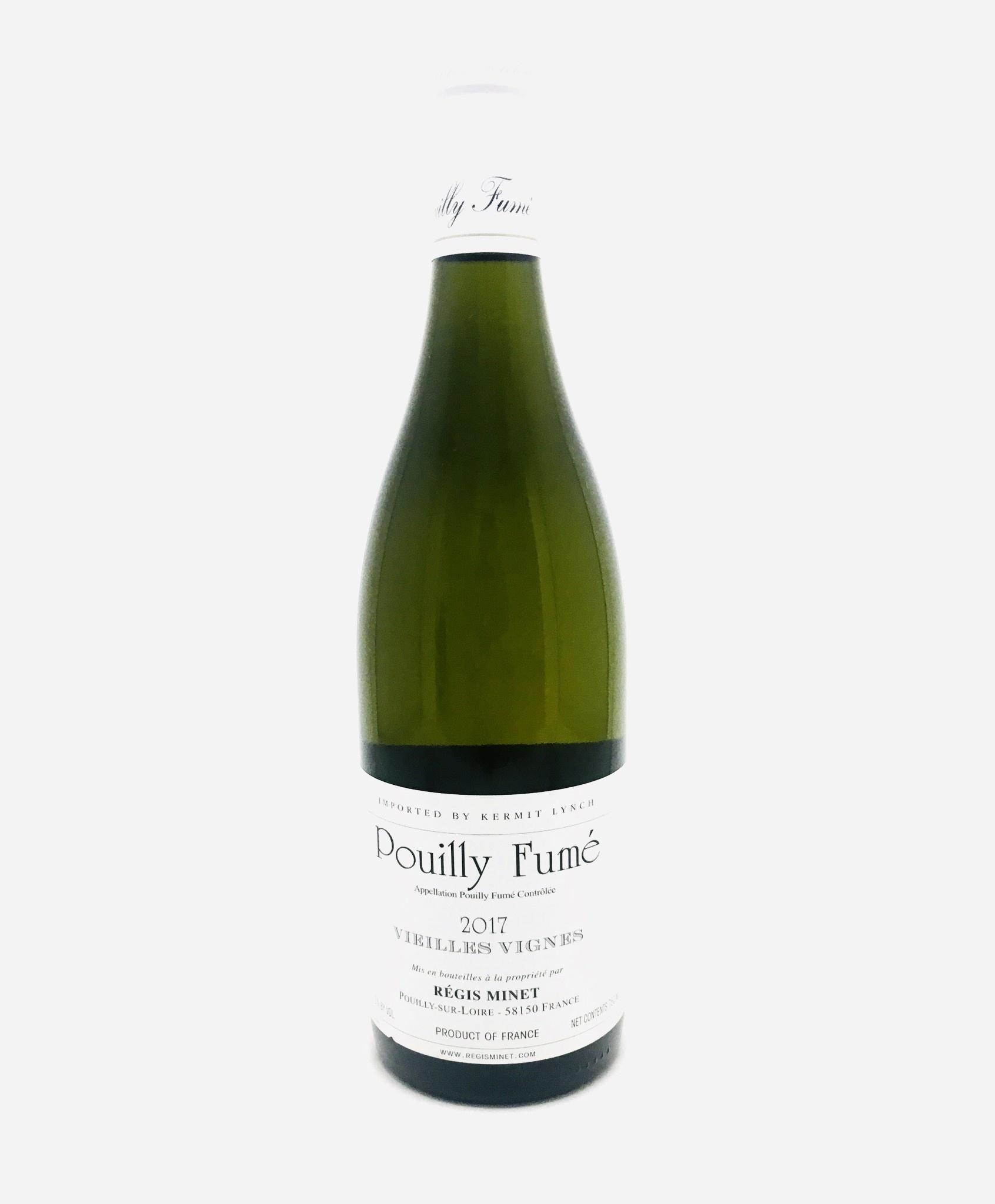 Regis Minet Vieilles Vignes Pouilly Fume Loire France 2017