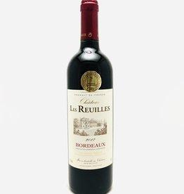 Château Les Reuilles Red Blend Bordeaux France 2018