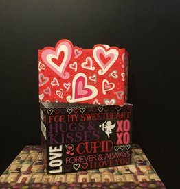 Gift Basket Box Large (Love/Valentines)