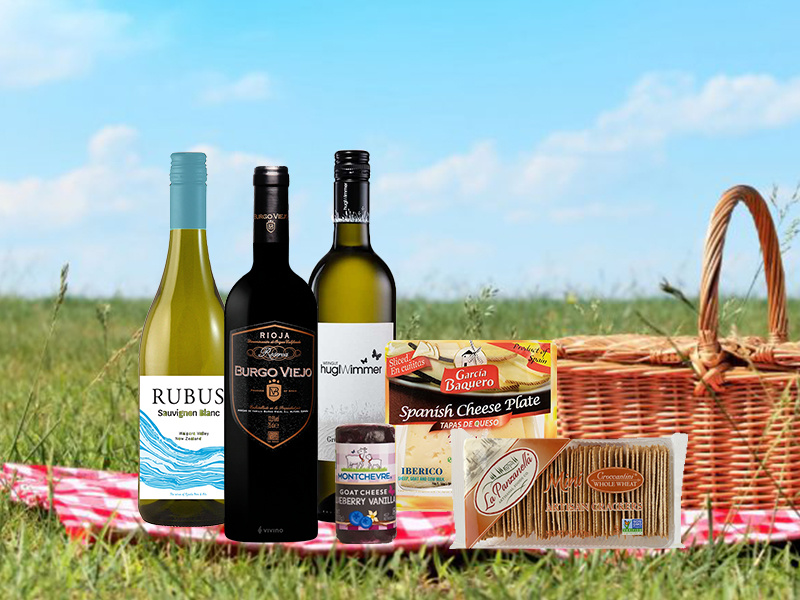 Join Us Thursday May 28th For Our Summer Wine Virtual Picnic