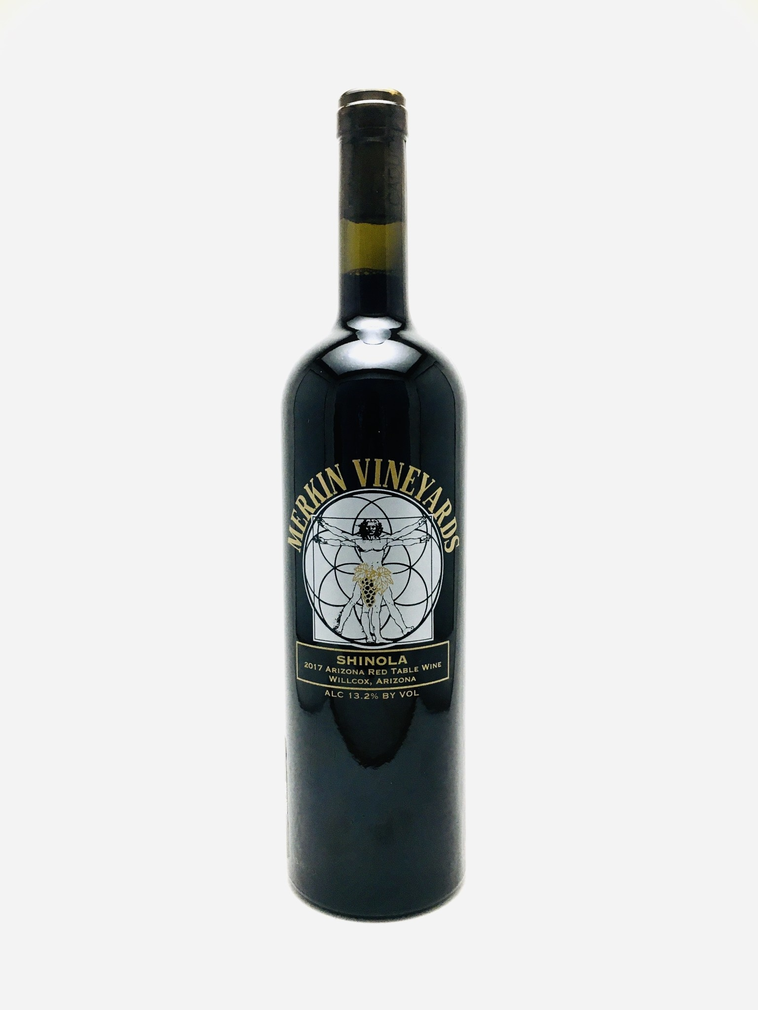 Merkin Vineyards Shinola Red Blend Arizona 2018