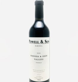 Powell & Son Shiraz Barossa & Eden Valleys Austraila 2016