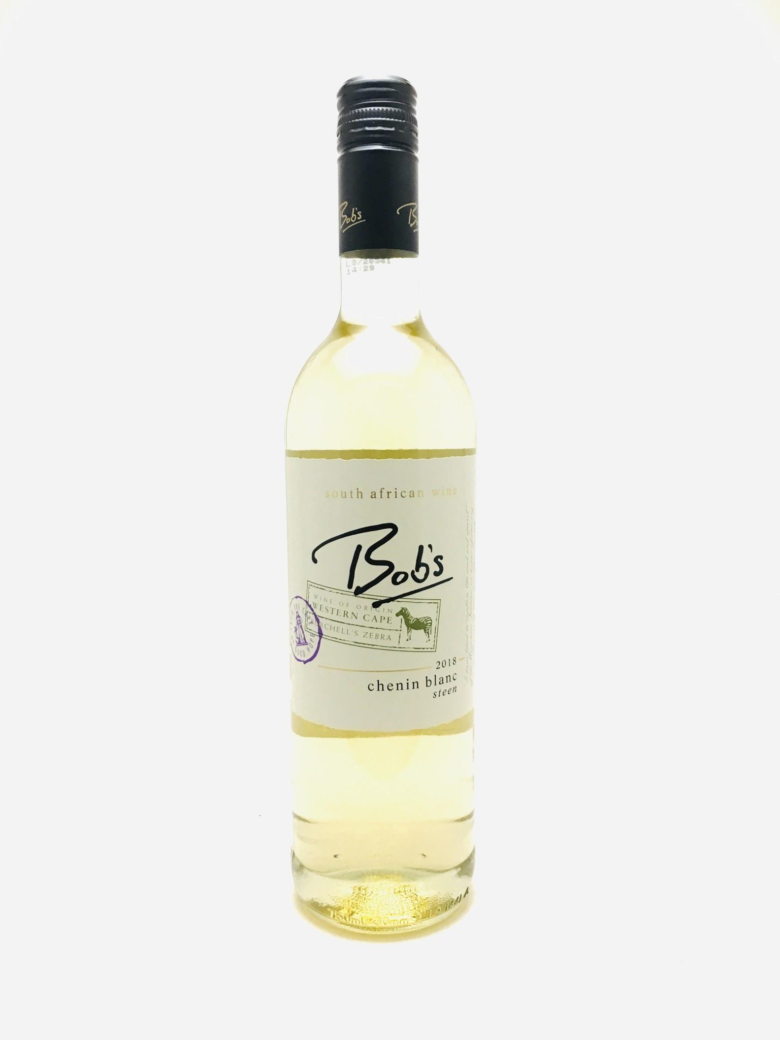 Bob's Chenin Blanc Western Cape South Africa 2018